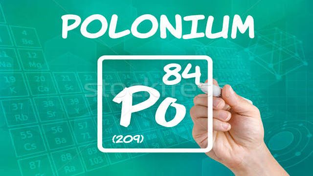 البولونيوم Polonium