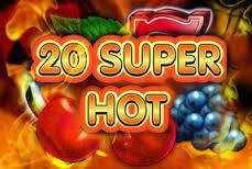 pacanele 20 super hot