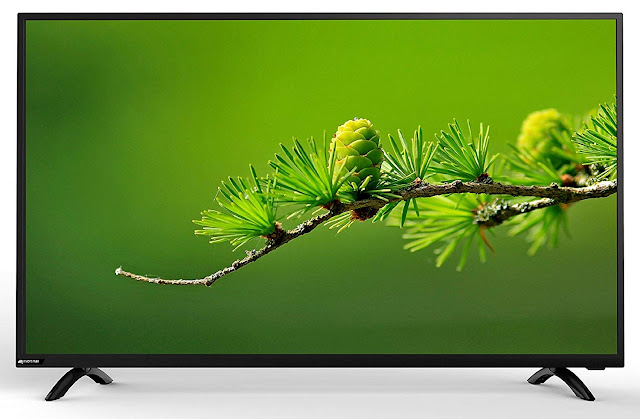 Micromax 109 cm (43 inches) L43Z0666FHD Full HD LED TV (Black)