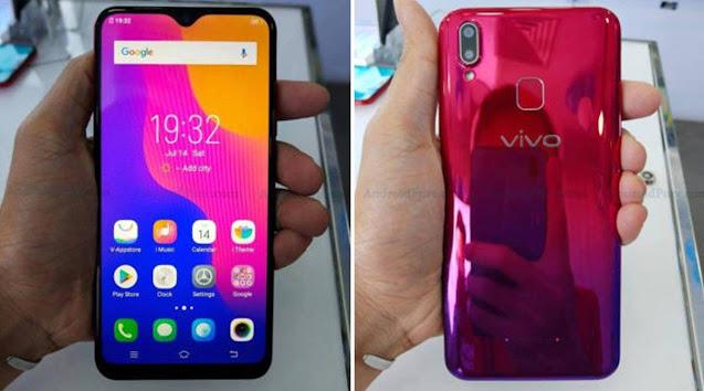 Vivo-Y95-Display