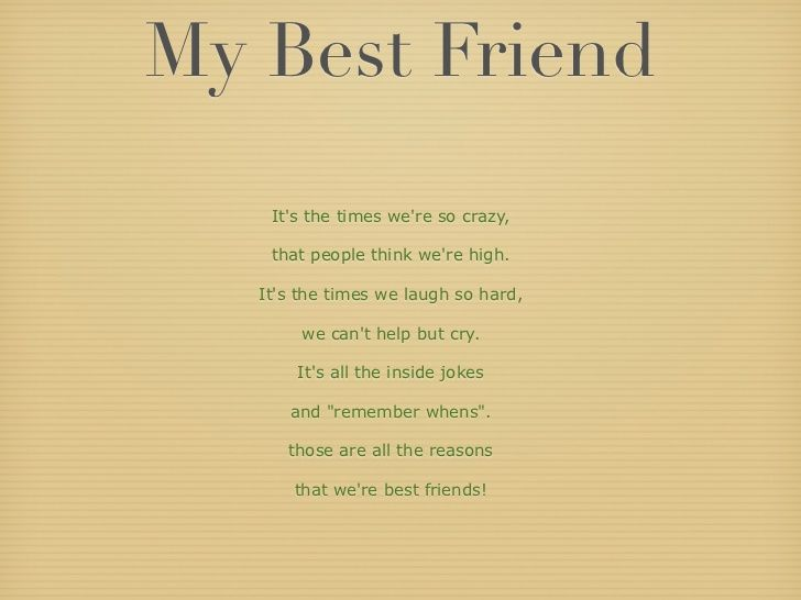 Letter to guy best friend on birthday