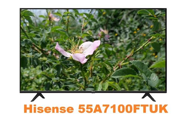 Hisense 55A7100FTUK 4k Smart TV