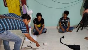Oknum Wartawan Tebo Ditangkap Polisi Karena Memiliki Sabu
