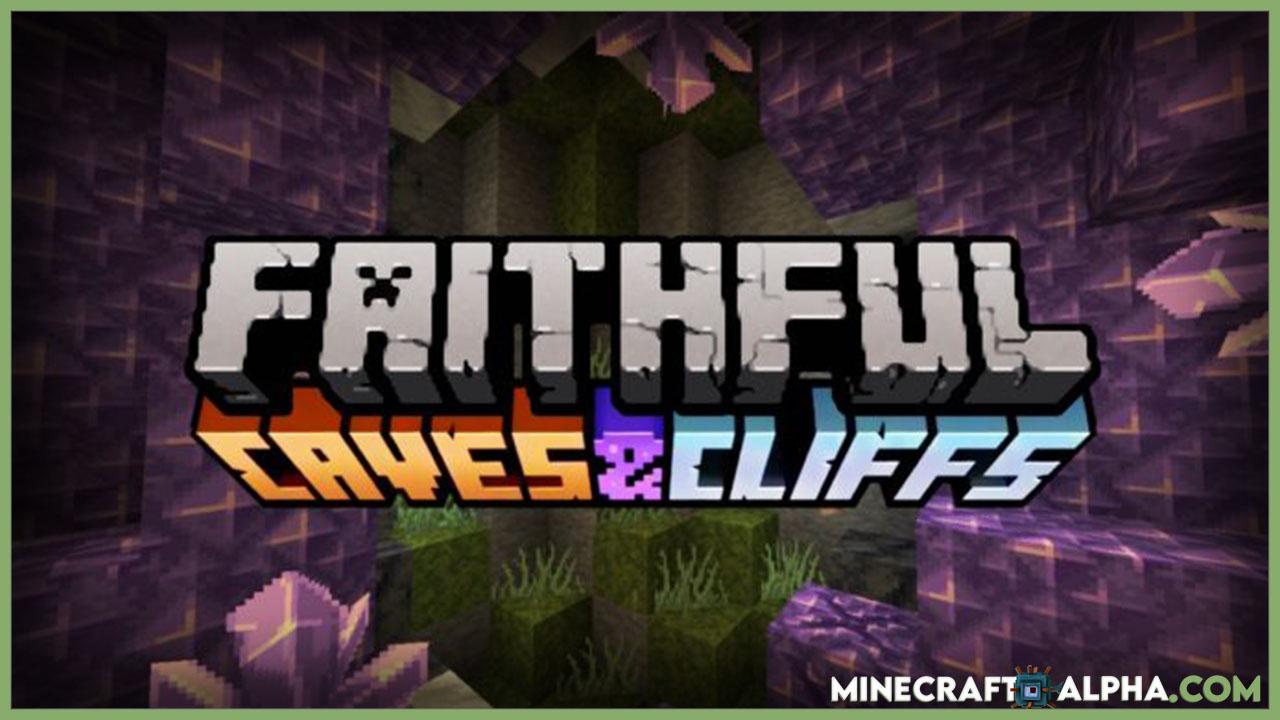 Minecraft Faithful 1.17 Resource Pack 32x