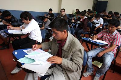 Resultados examen de admisión UNI 2016-I 17 de Febrero segunda prueba Matemática