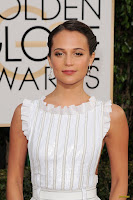 Alicia Vikander - 73rd Annual Golden Globe Awards @ the Beverly Hilton Hotel in Beverly Hills - 01/10/16