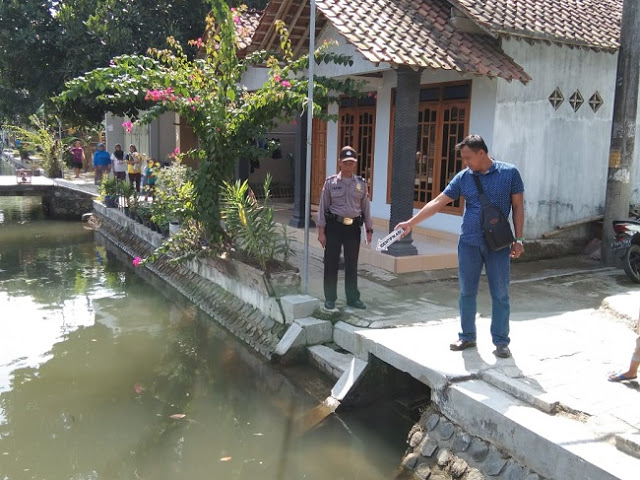 Balita 4 Tahun Tenggelam di Sungai Dekat Rumahnya