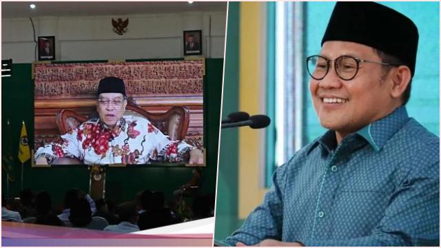 Said Aqil: Yang Saya Hormati, Gus Abdul Muhaimin Iskandar Capres 2024