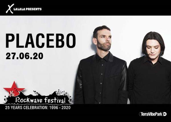 Οι Placebo στο Rockwave Festival