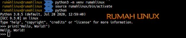 Tutorial Cara Menginstal Python3 di Linux | Belajar Python Mudah di Linux | Blog Linux Indonesia |  Linux otodidak | Belajar Linux Mudah