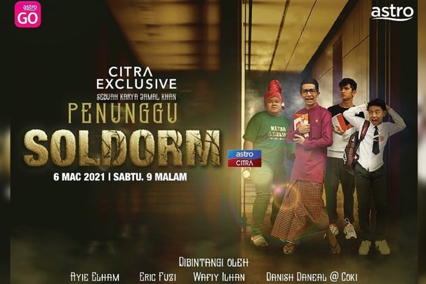 Review Penunggu Soldorm Movie Seram Malaysia 2021