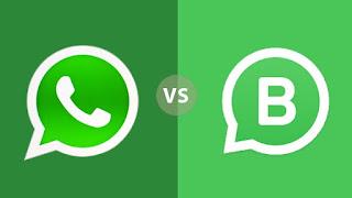 8 Perbedaan WhatsApp Biasa dan WhatsApp Business