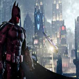 Batman Arkham Origin PC Game