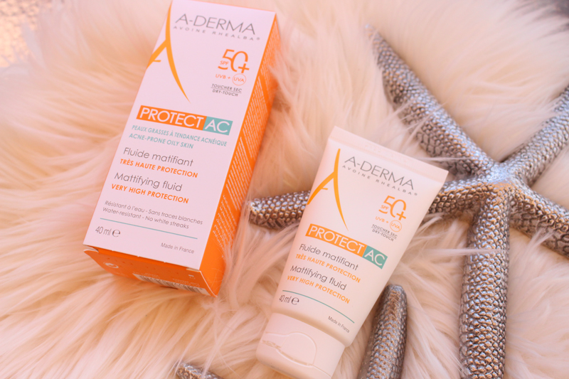 Protección facial total A-Derma AC