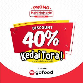 Promo MaMiMuMeMo GoFOOD Diskon 40%
