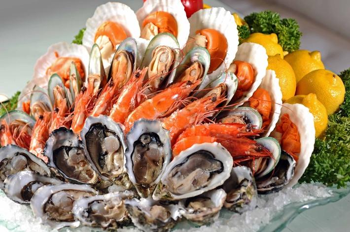 Sơ chế hải sản
