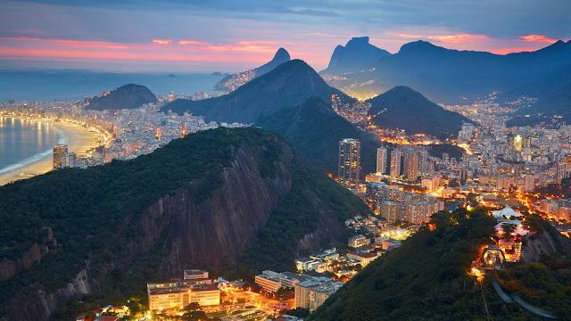 Analisis Penanaman Modal Asing (PMA) Brasil
