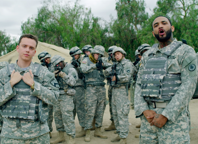 "Video: Joyner Lucas Feat. Logic ""ISIS"""