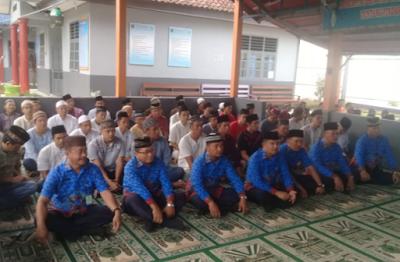 Lapas Sukadana Lamtim Gelar Doa Bersama Untuk Indonesia