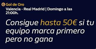 william hill promo Valencia vs Real Madrid 15-12-2019
