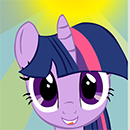 Twilight Sparkle in Take my hand