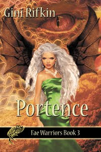 PORTENCE: FAE WARRIORS book 3
