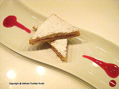 Arme Ritter nach einem Rezept von Sternekoch Björn Freitag #kuchen #gebäck #puderzucker #backen #originalrezept #dessert #deutsche_küche #foodblog #arthurstochter