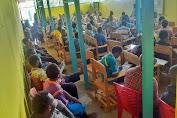 Resm Ketua Mikael degey: Berhasil memilih panitia NATAL  Sekolah Tinggi Agama Kristen STAK Nabire Tahun 2021