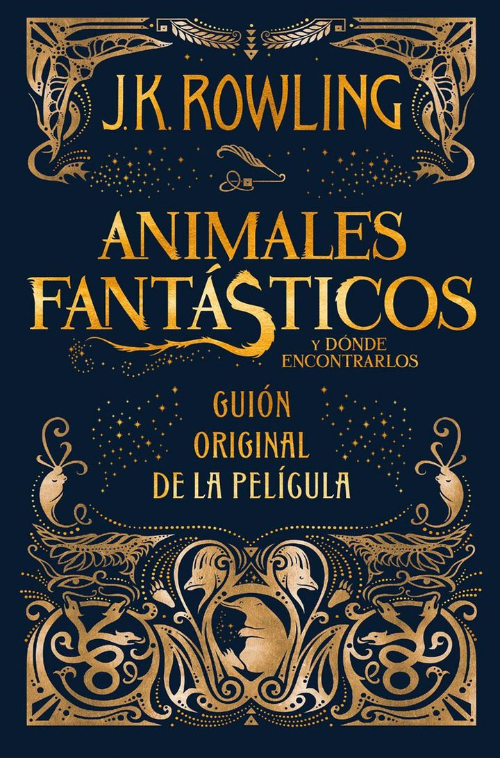 animales fantasticos encontrar rowling guion