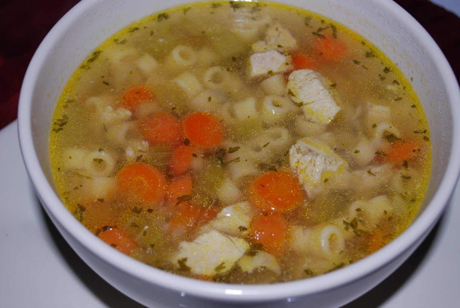 soup chicken recipe