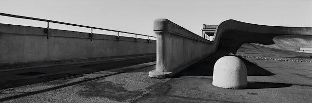 Josef Koudelka, fotografia di paesaggio industriale