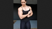 Female Muscle Building, How to Look Like a Model (Part 1)