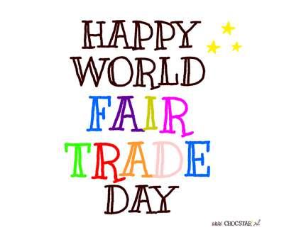 Fair Trade Day Wishes Unique Image