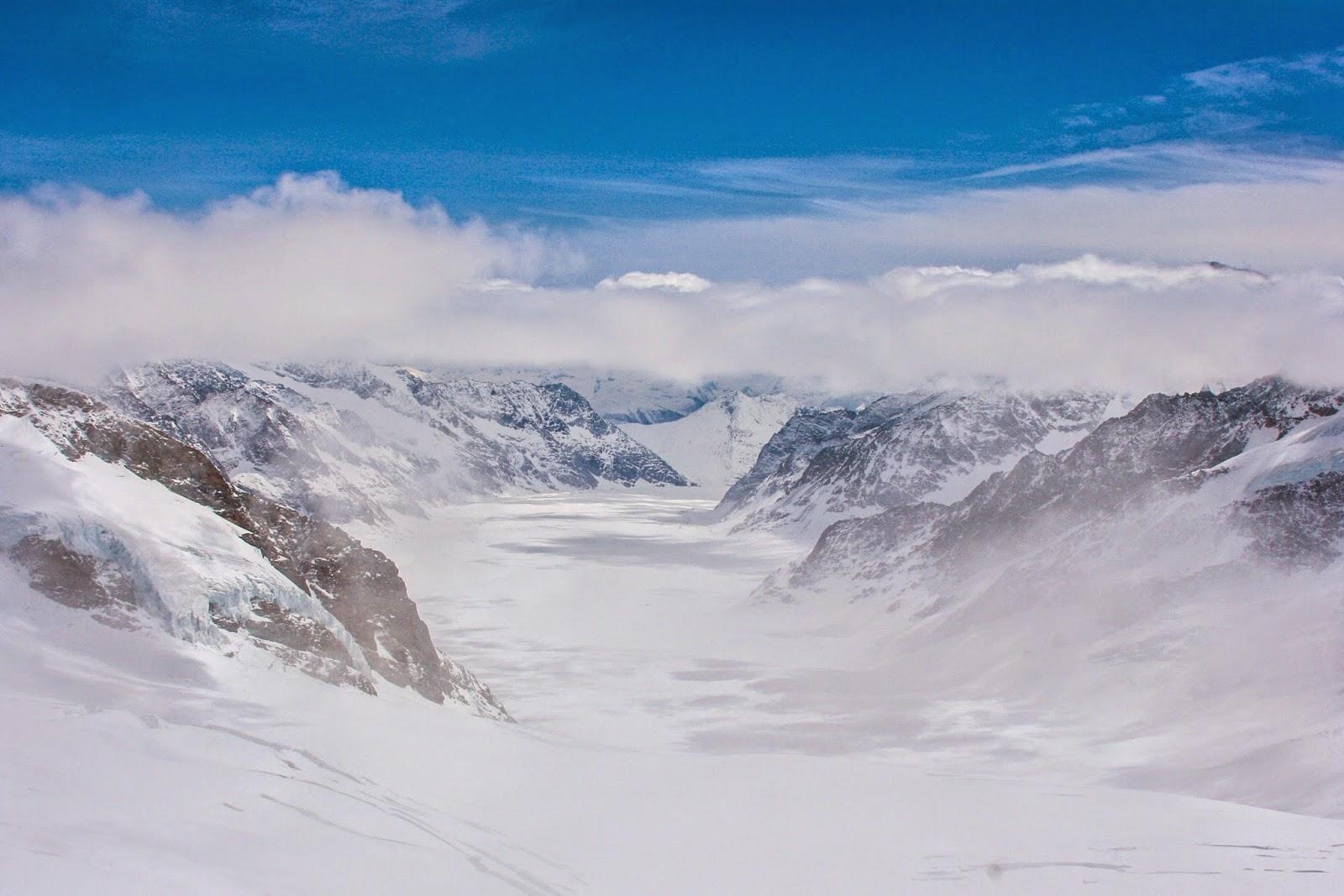 Switzerland, Jungfrau.