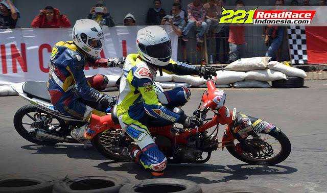 Hasil Pati Road Race Championship 2016, Rider Luar Jawa Menggila