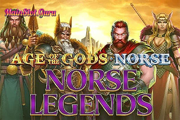 Main Gratis Slot Demo Norse Legends Age of the Gods Norse Playtech