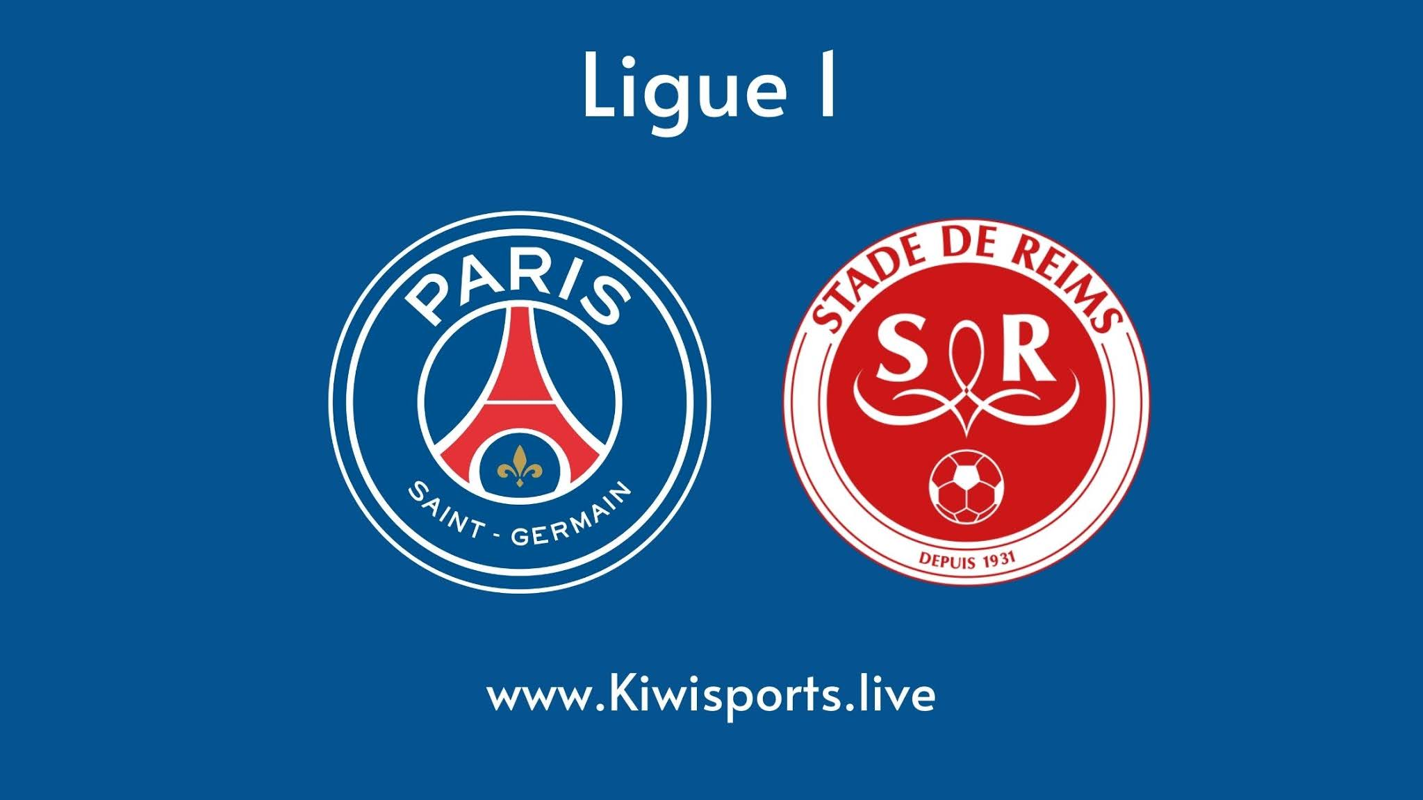 psg vs Reims live stream free