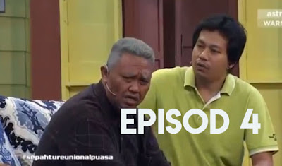 Sepahtu Reunion Al Puasa 2019 Episod 4 FULL