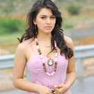 Hansika Motwani in Cute Pink Dress Pics