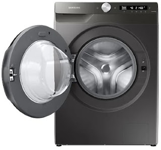 Samsung 8 kg Wi-Fi Inverter Fully Automatic Front Load Washing Machine (WW80T504DAB)