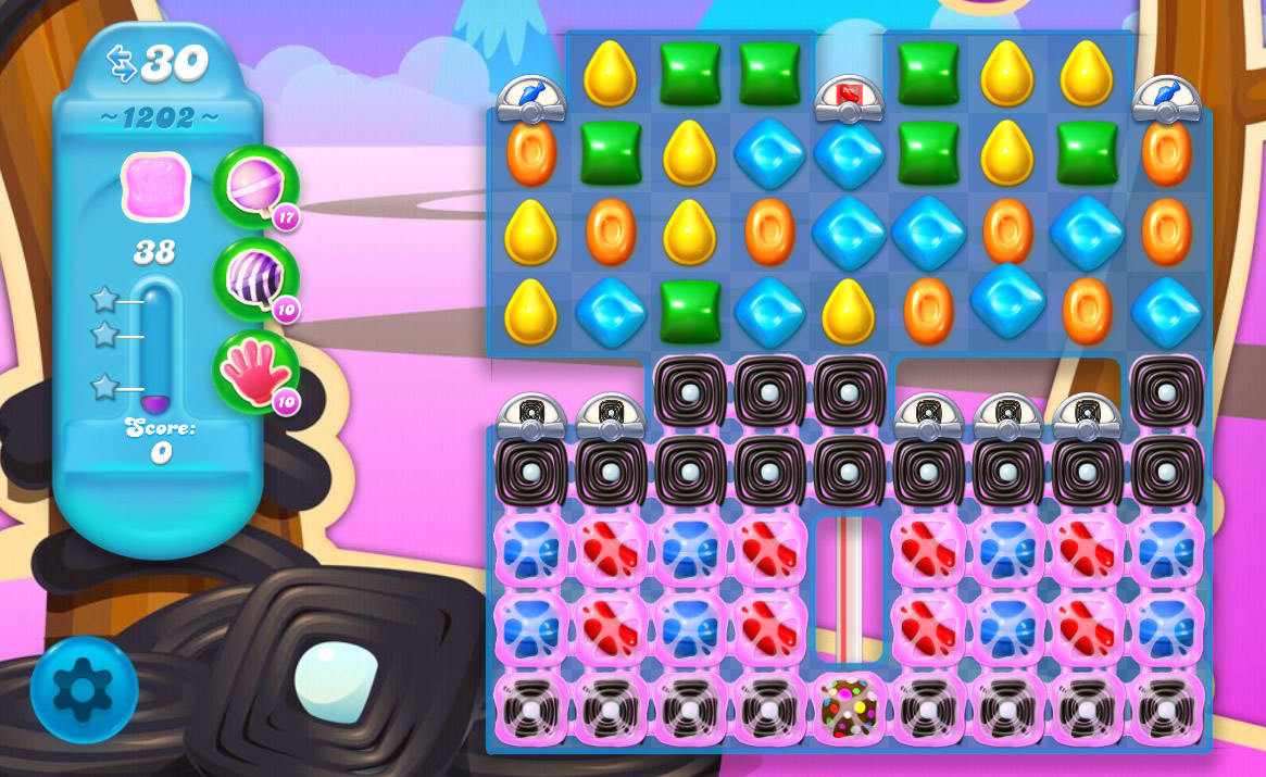 Candy Crush Soda Saga level 1202