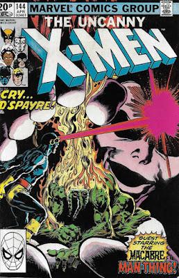 X-Men #144