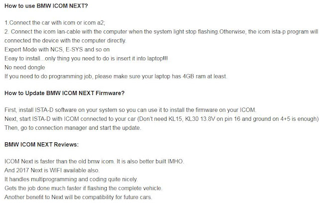 bmw icom next review