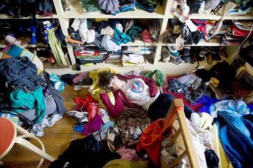 เก็บบ้านให้สะอาด ไม่รกรุงรัง