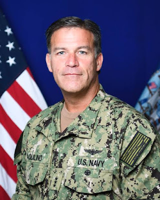 This big statement by the US commander on the bullying of China in the South China Sea