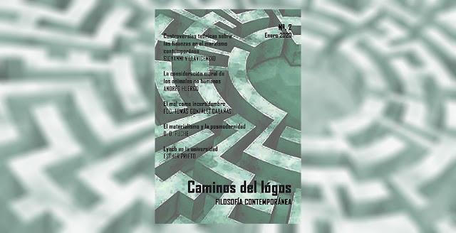 Caminos del lógos | Revista de filosofía y crítica de la cultura.