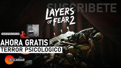 Descargar Layers of Fear 2 para PC GRATIS, Aprovecha Ahora