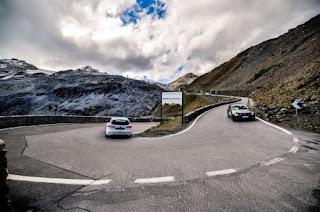 Testare traseu montan - Alpi