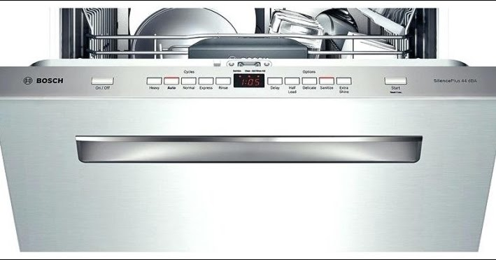 Bosch Dishwasher Silence Plus 44 Dba