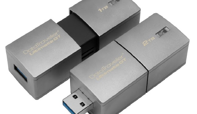 Have you ever Seen Flash Drives with more data capacity than your HDD ??